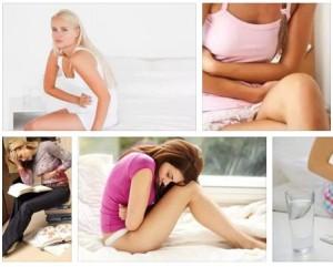 болезнена менструация - болки по време на цикъл - магданоз