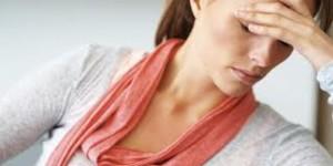 Сривът на нервната система води до депресия.