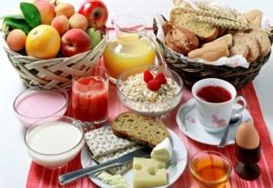 сутрешна закуска