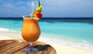 Една витаминозна напитка - коктейл за пречистване на тялото от токсини и за усилване на имунната система