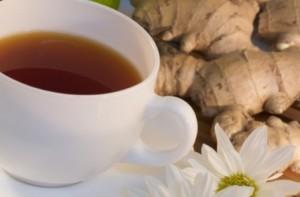 За отслабване на корема ще ви помогне чай от джинджифил и други билки
