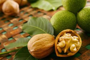 Орехите и другите ядки съдържат магнезий