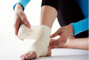При възпалено сухожилие помагат компреси