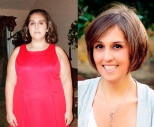 С натуралния екстракт Goji Vita Патриция Гомес Матаразо стопи 24 килограма за 4 седмици.