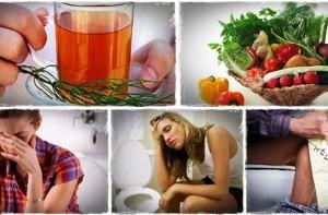 диета за хемороиди