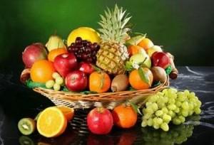 Плодовете и ядките помагат да се понижи високата киселинност