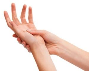 щракащ пръст