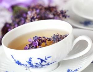 чай от лавандула