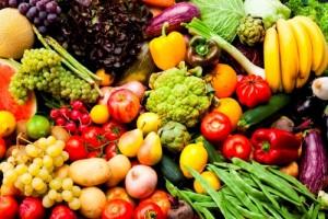 При синдром на Жилбер е необходимо да се спазва диета с повече сурови плодове и зеленчуци