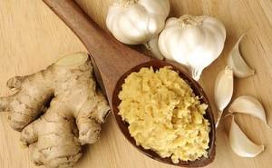 Джинджифилът и чесънът са полезни при тромбофлебит