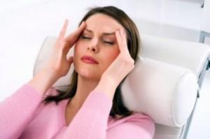 Един от симптомите за аневризма е главоболие