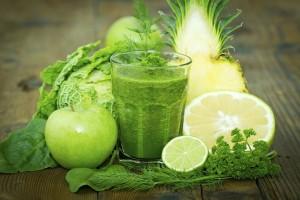 Зеленчуков сок полезен за вашата щитовидна жлеза