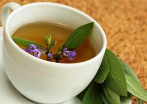 градинска чай