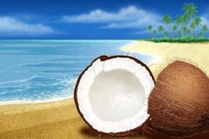 Полезното кокосово масло подобрява вашия метаболъм