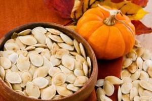 Помогнете си с тиквени семки срещу много болести и състояния