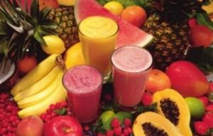 Соковете от плодове и зеленчуци са полезни при язвен колит