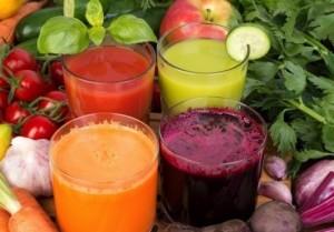 Плодовите и зеленчуковите сокове са полезни за вашето здраве