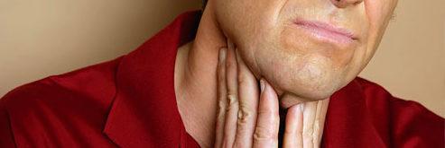 инфлуцид при болки в гърлото