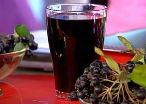 Домашен сок от арония