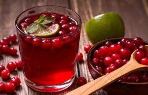 Сок от червена боровинка – лек за много болести