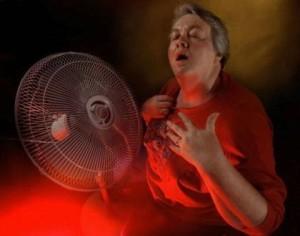 Горещи вълни при менопауза