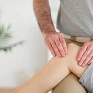 Болки в подколенната ямка или отзад под коляното.