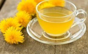 Чай от глухарче помага при болки в краката.
