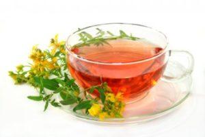 Чай от чудодейния жълт кантарион.