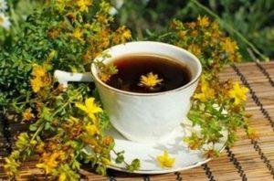 Чай от жълт кантарион.
