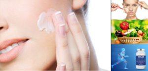 Колаген против бръчки и стареене на кожата и тялото.