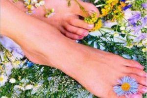 Народни рецепти за болки в краката.