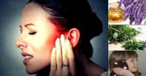 Болка в ухото – народни рецепти за лечение.