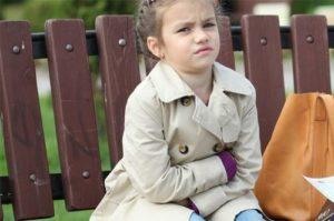 Болки в корема при деца.