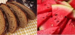 Рецепта с диня и хляб за камъни в бъбреците.