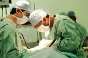 При остър апендицит – операция.