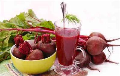 Червеното цвекло помага при инсулинова резистентност.