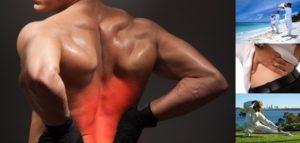Болки в гърба – лечение, упражнения цигун и народни лекове.
