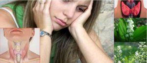 Хипотиреоидизъм – хранене и рецепти с билки за лечение.