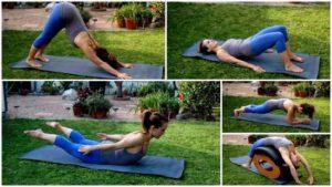упражнения при ишиас, гимнастика