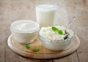 За мека кожа често към бялата хума се добавят млечни продукти.