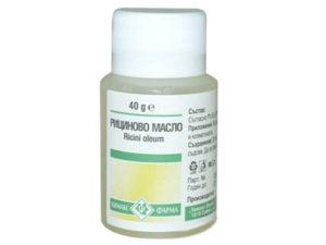 Използвайте чисто, студено пресовано рициново масло от аптеката.