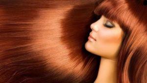 Рициново масло за блестяща и здрава коса.