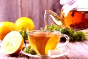 Билков чай за дсетоксикация