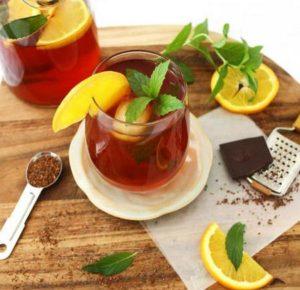 Ройбос с цитруси - перфектната напитка в студения сезон.
