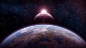 Човешките биоритми зависят и от гравитационното привличане на Слънцето, Луната и планетите от Слънчевата система.
