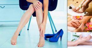 При подуване на краката можете да използвате народни лекове и други предложени от медицината методи за лечение и превенция.