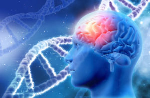 При деменция се получава рязък спад в умствените способности.