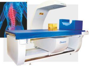 Диагноза – остеопороза. Измерване на костна плътност с двойно-енергийна рентгенова абсорбциометрия - DEXA методика.