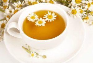 Чай от лайка - Matricaria chamomilla