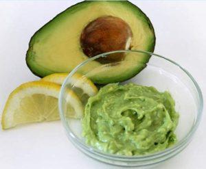 Пюре от авокадо